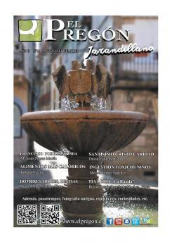Revista El Pregón Jarandillano Nº11 Agosto 2016