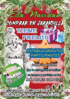 CAMPAÑA DEL COMERCIO LOCAL JARANDILLA DE LA VERA 20/21