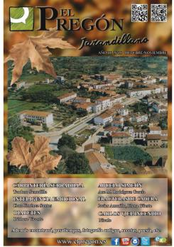 Revista El Pregón Jarandillano Nº18 Octubre 2017